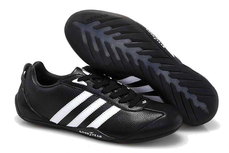 photos officielles 1dc91 f23a2 adidas cuir noir homme une vente de liquidation de prix bas ...