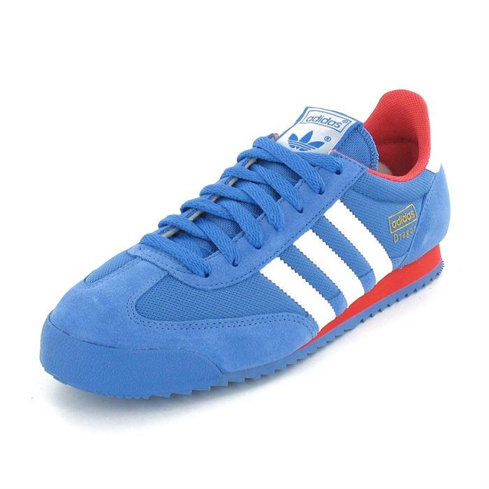 basket adidas dragon bleu marine