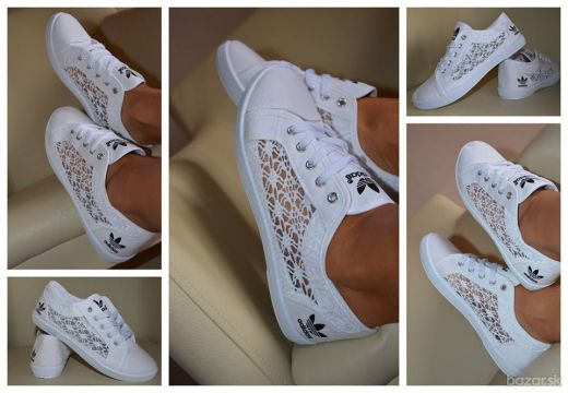 chaussure adidas femme toile