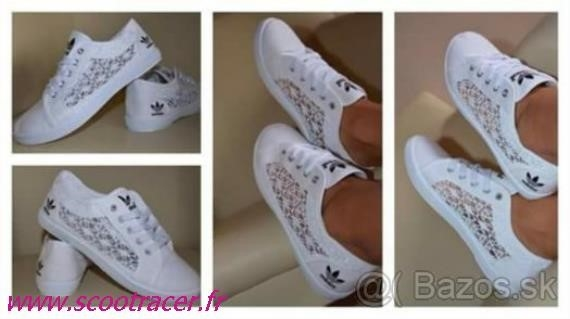 sneakers adidas femme dentelle