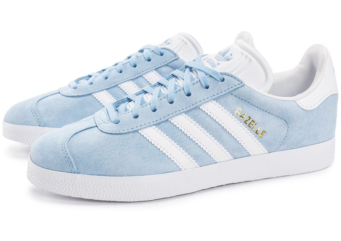 huge discount 001c9 ef6f9 adidas gazelle femme bleu ciel Chez Discount, vous aimez courir  Ensuite,  une bonne chaussure est nécessaire pour vous de choisir avec le prix  raisonnable ...