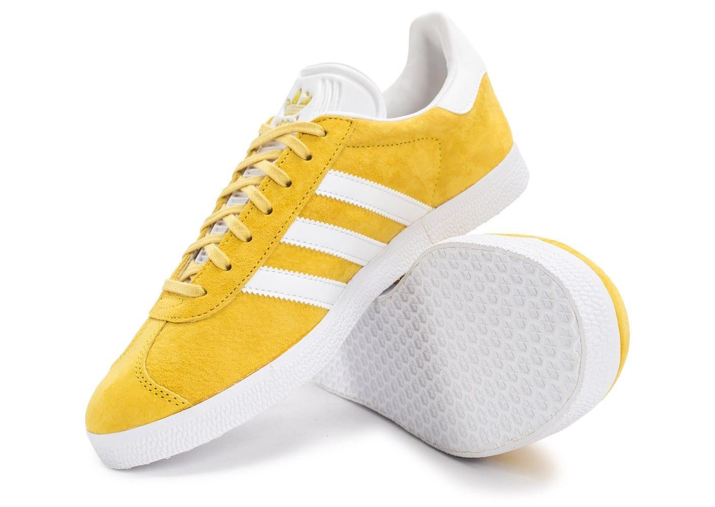 adidas gazelle femme jaune une vente de liquidation de prix