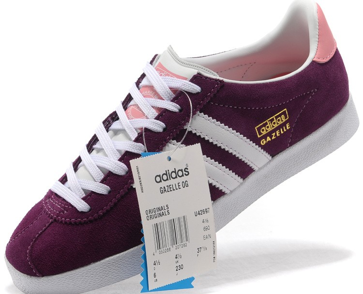 basket adidas gazelle femme pas cher