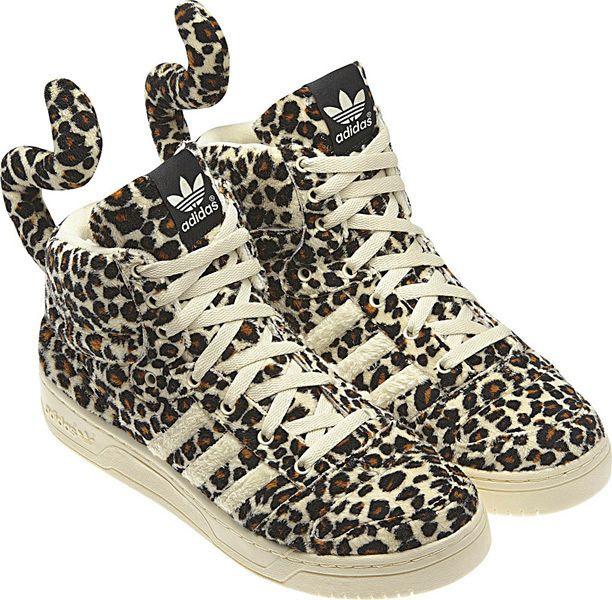 adidas jeremy scott leopard une vente de liquidation de prix