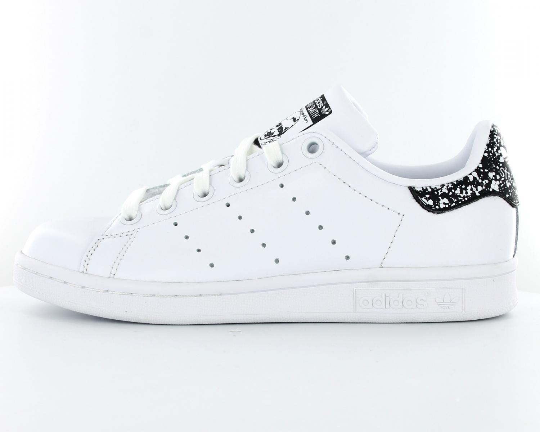 site réputé 7230e 86d20 adidas stan smith noir et blanc femme une vente de ...