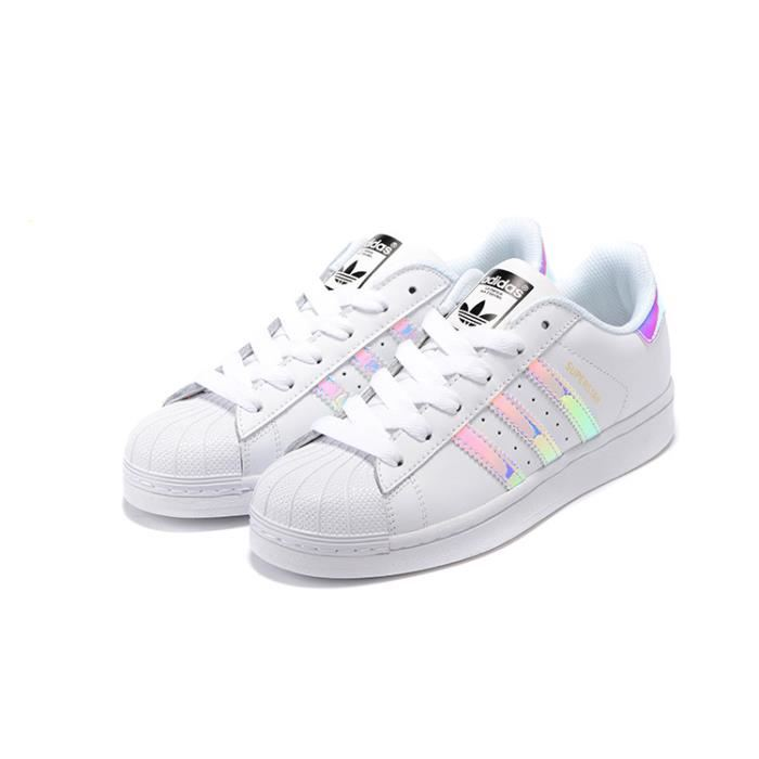 magasin d'usine 2da62 50803 adidas superstar femme junior une vente de liquidation de ...