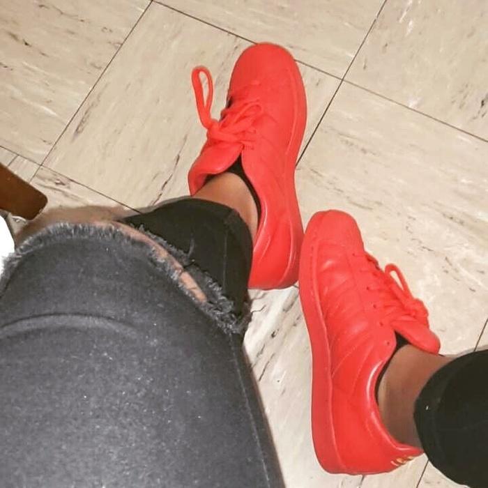 adidas superstar rouge bordeaux