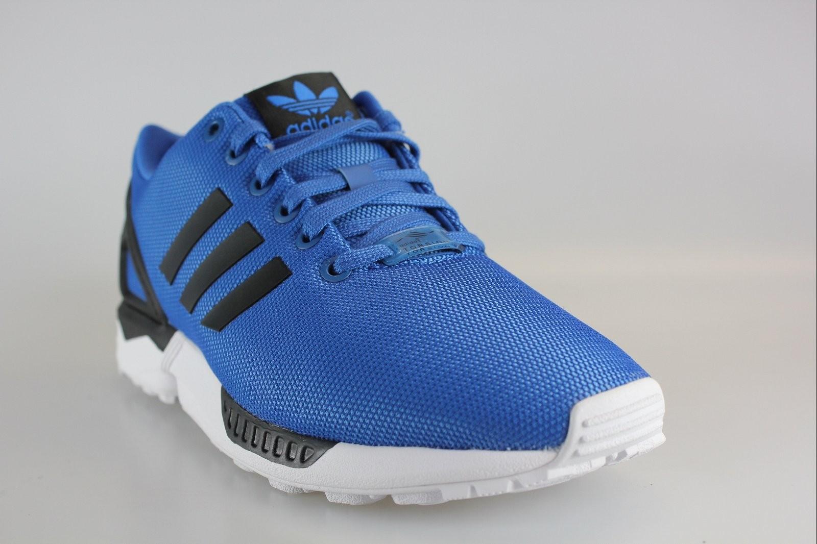 adidas zx flux bleu une vente de liquidation de prix bas