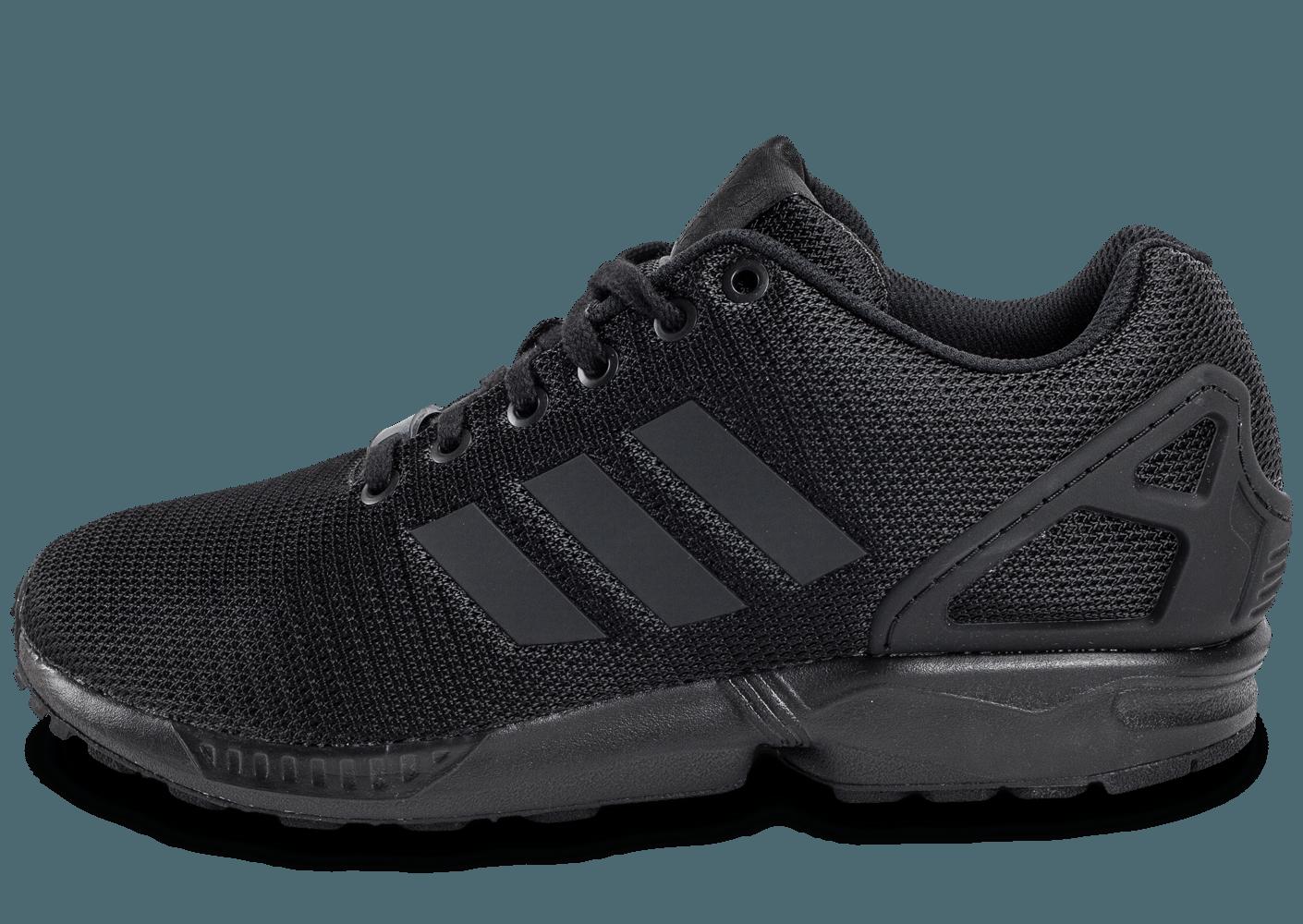 grand choix de d5358 b8579 adidas zx flux toute noir une vente de liquidation de prix ...