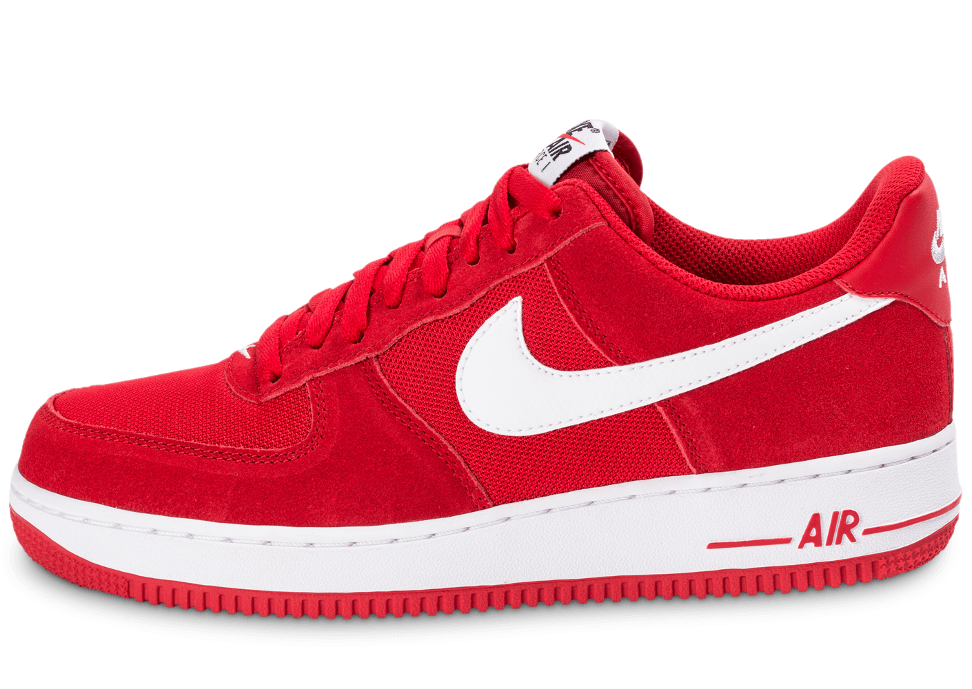 air force one homme rouge et blanche