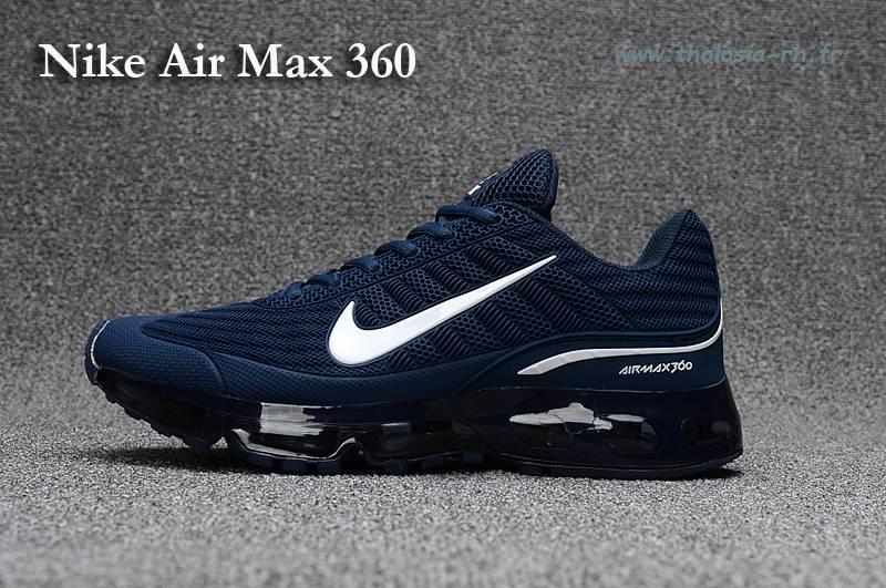 air max 360 bleu une vente de liquidation de prix bas