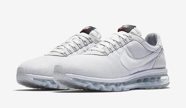 Nike Air Max Ld Zero Baskets Gris