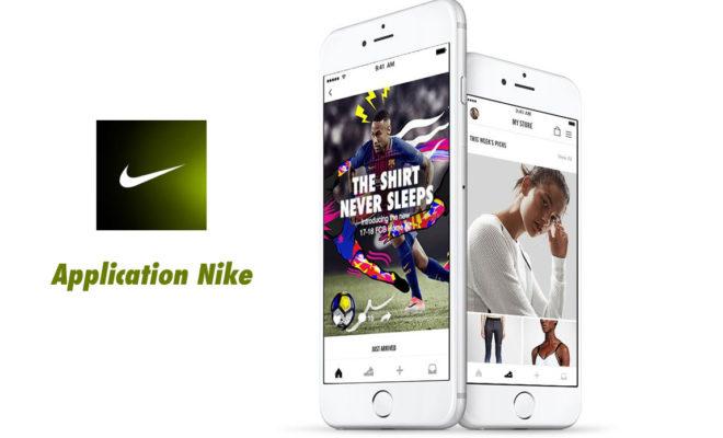 Application Nike Training Pour Homme Une Vente De