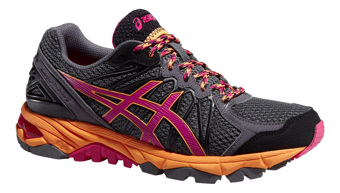 chaussure homme trail asics