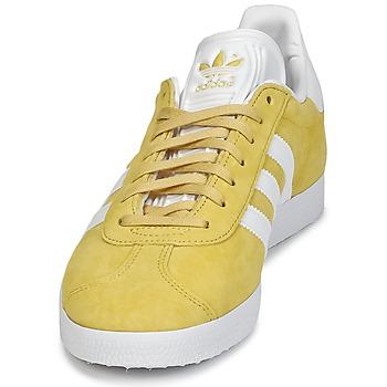 basket adidas femme jaune