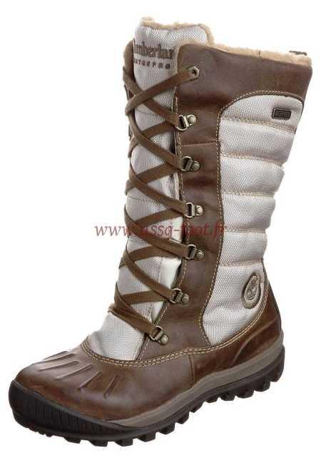 bottes neige timberland femme