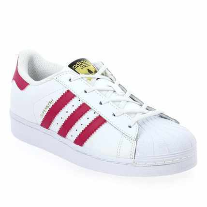 chaussures adidas femme rose