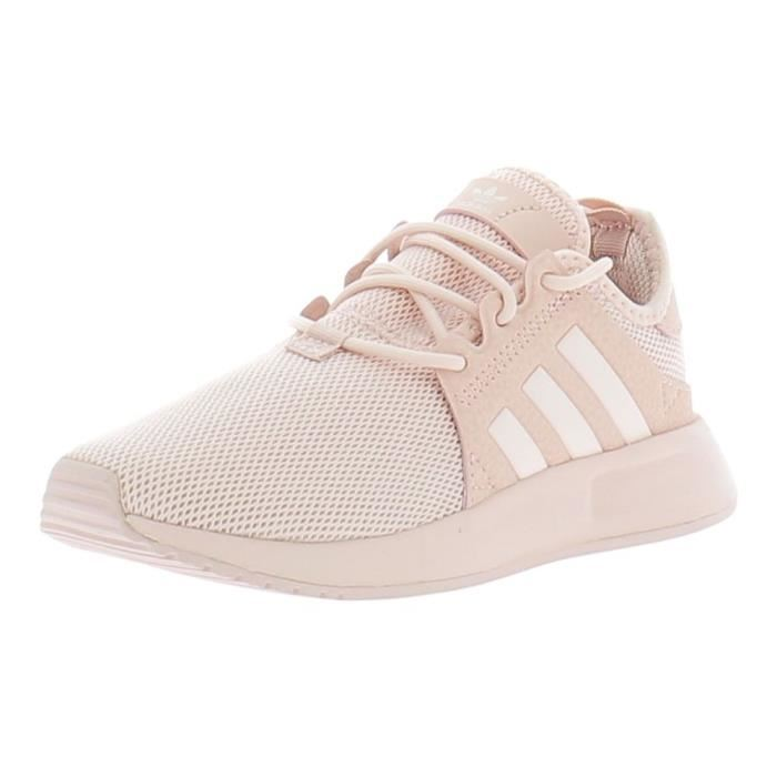 adidas chaussure fille rose